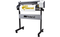 Roland GS-24 Vinyl Cutter for Signs, Stickers and Banners