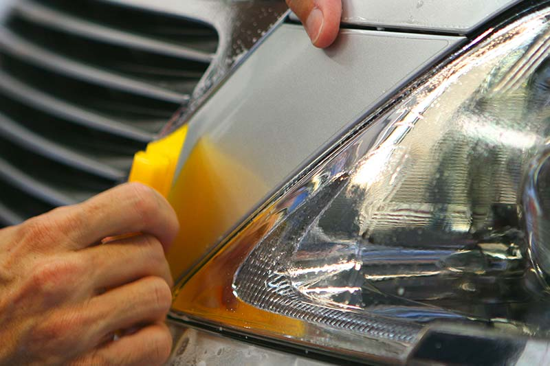 Clear Paint Protection