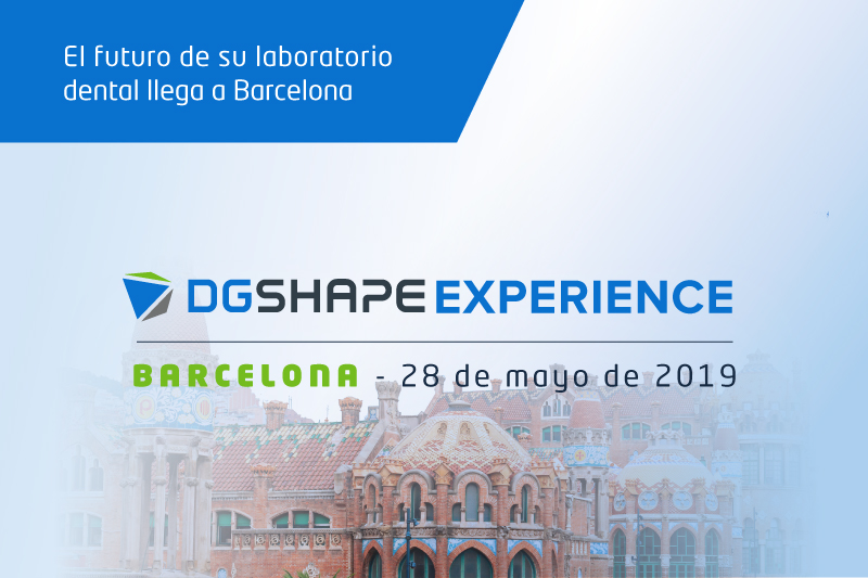 DGSHAPE EXPERIENCE 2019