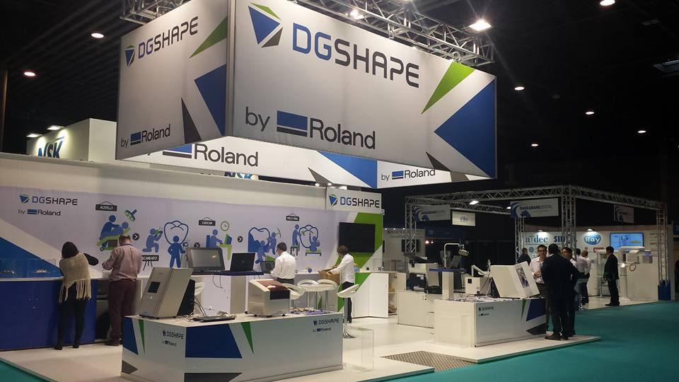 Estand en Expodental 2017