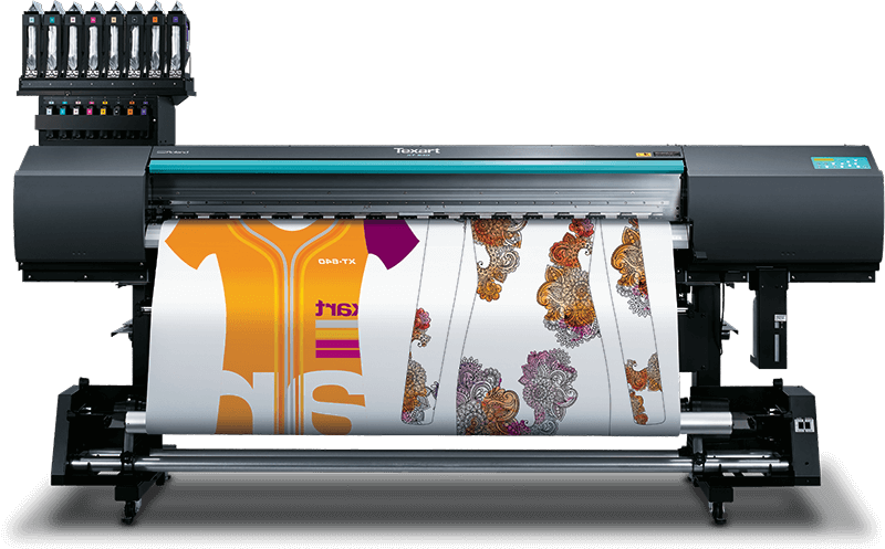 Sublimation Printing Solutions   Roland DG