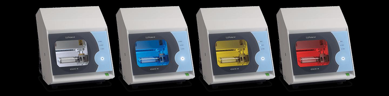 DWX-4 Compact Dental Mill | Roland DG