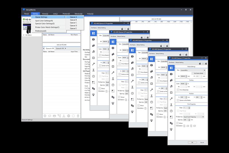 5 files d impression et dossiers « Hot Folders » pour une efficacité et une dcbfd690f06