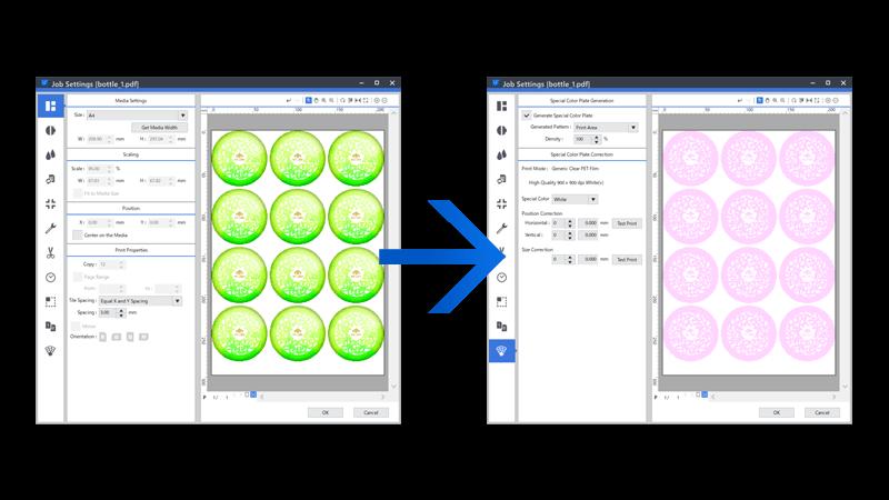 Générez une couche de couleur spéciale directement dans le logiciel RIP 4fe50e38adb