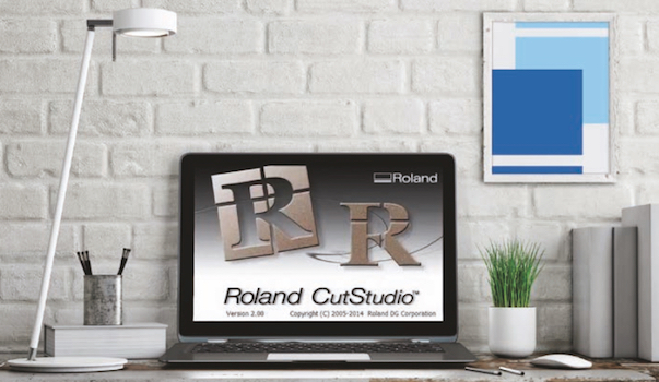Roland Roland CutStudio™. Il software in bundle per i plotter da taglio Roland.