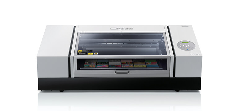 Roland VersaUV LEF2-300 desktop UV printer