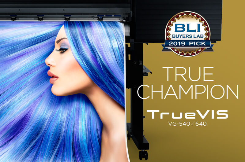 BLI Pick Awards 2019 - TrueVIS VG serie