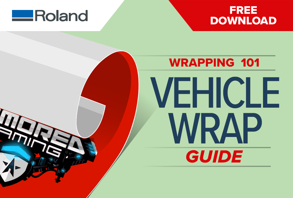 Vehicle Wrapping Guide | Roland DG