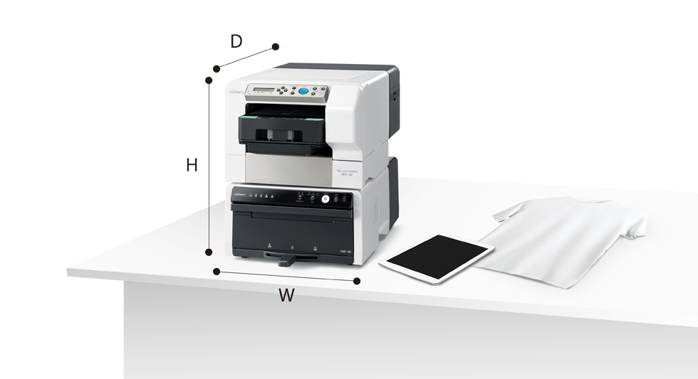 BT-12 Roland Direct-to-Garment Modular Printer