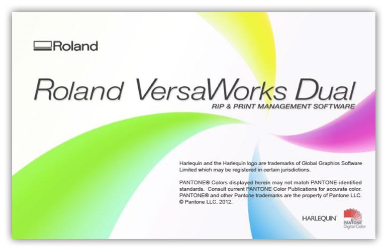 Roland VersaWorks Dual