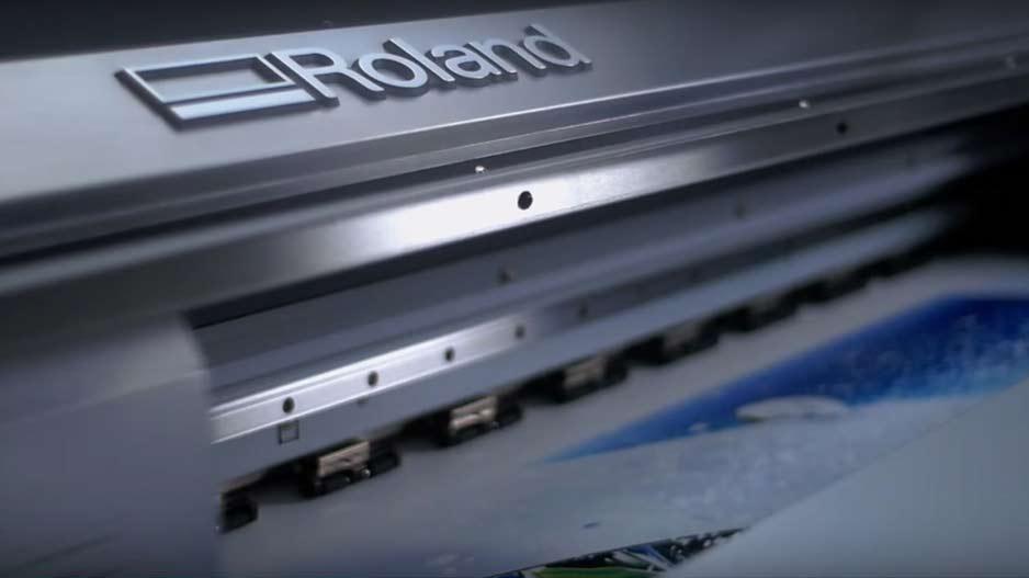 Широкоформатний струменевий принтер SOLJET EJ 640
