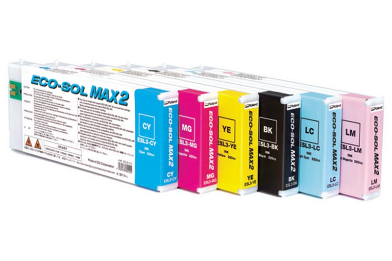 Чорнило Eco-Sol MAX 2