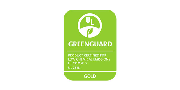 Сертификация GREENGUARD Gold